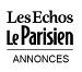 Les Echos Le Parisien Annonces
