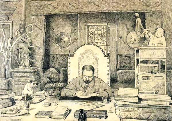 Hommage de septembre : Emile Zola (1840 – 1902)